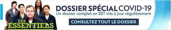 Dossier spécial Covid-19