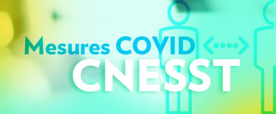 Priorités mesures Covid-19 CNESST