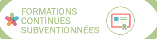 Formations continues subventionnées