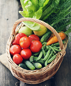 [image] Fruits et légumes