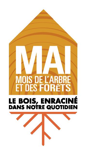 logo du Mois de l'arbre et des forêts