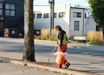 Downtown Cleanup Crew
