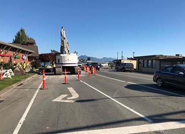 Vedder Road Widening