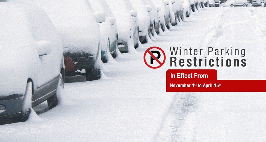 Winter Parking Restrictions picture