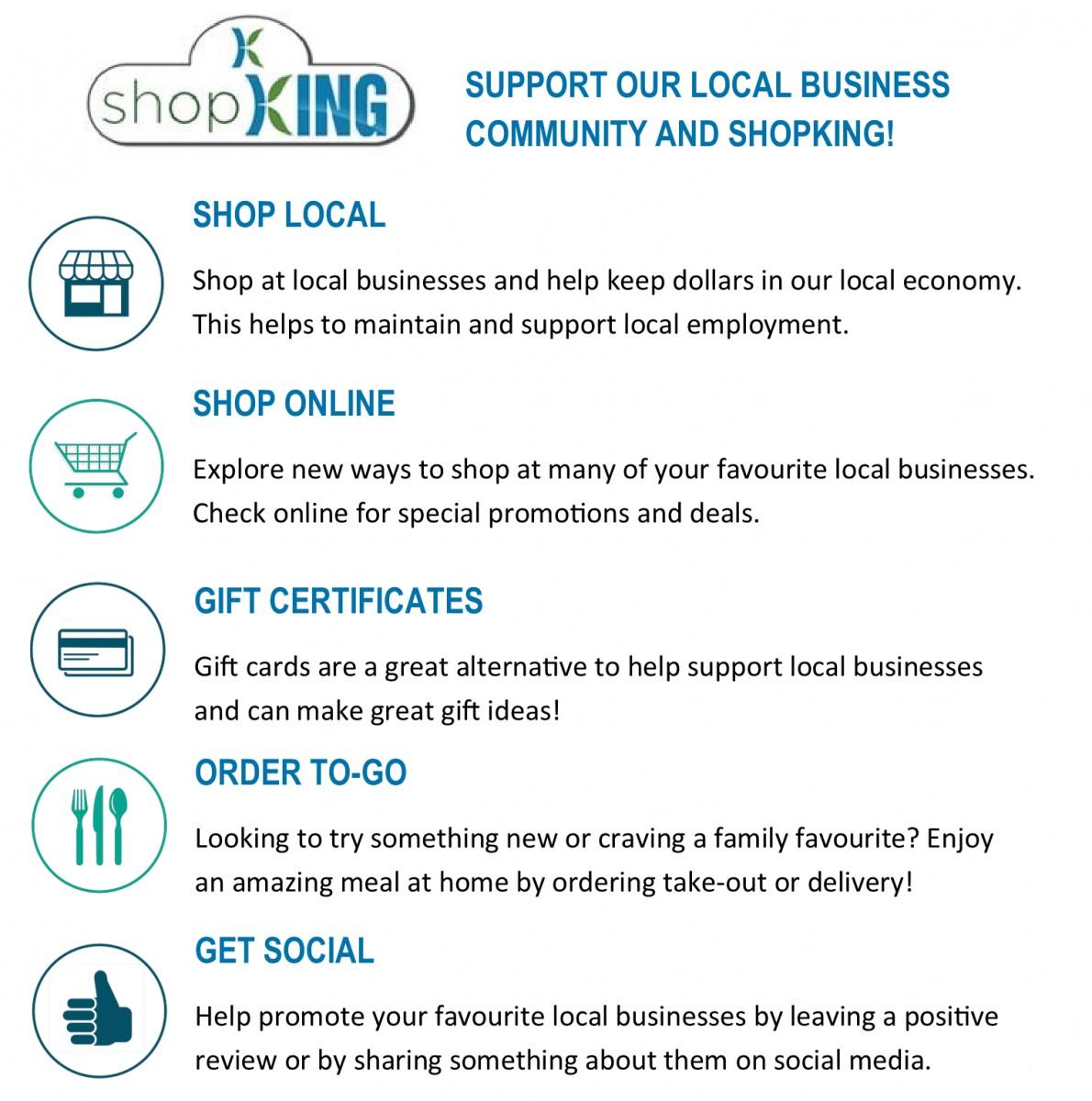 Shop Local image