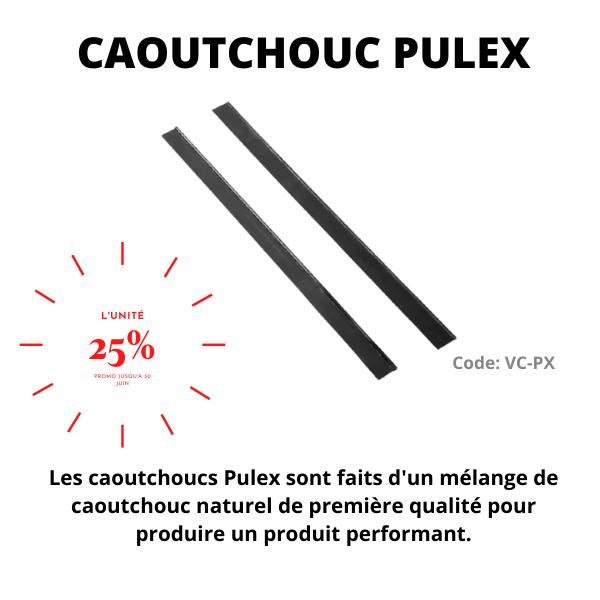 Caoutchouc Pulex - Distributions Pla-M