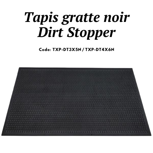 Le Dirt Stopper est hautement résilent est idéal pour les zones à fort trafic. Parfait pour n'importe quelle entrée!