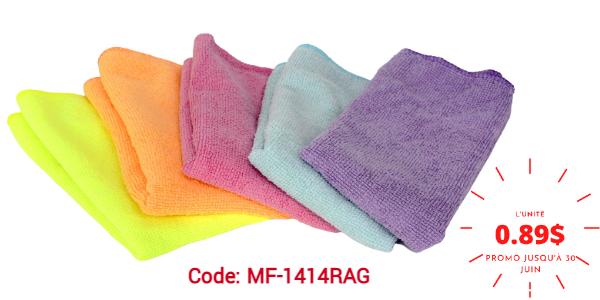 Linge de micro fibre - Distributions Pla-M