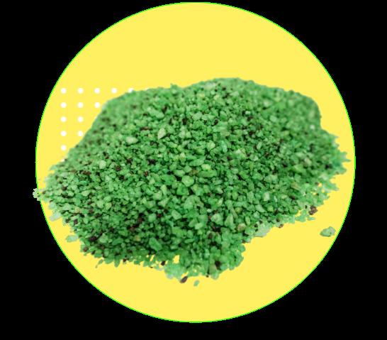 Promotion Fondant Mistral éco efficace vert, format 20KG Distributions PlaM