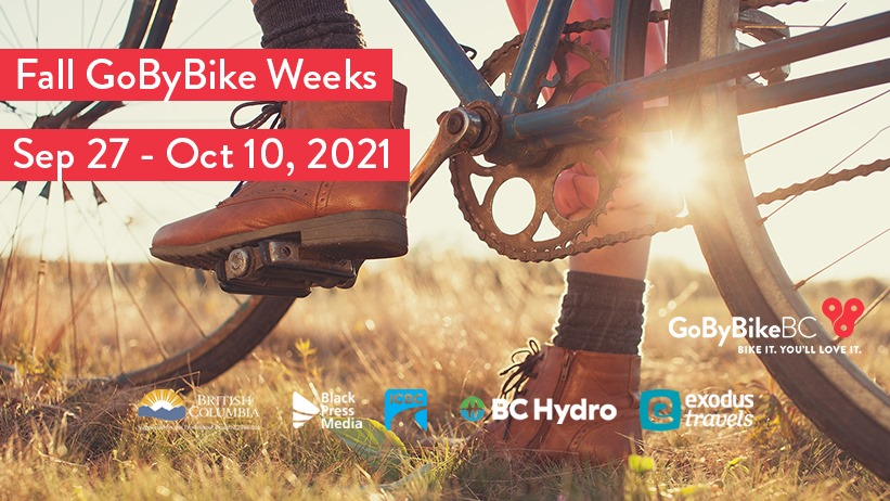 Link to Fall GoByBike BC Event