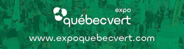 Expo Québec Vert 2021 : Un événement, deux rendez-vous!