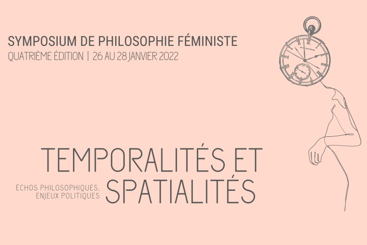 Appel à communications: 4e Symposium de philosophie féministe
