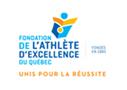 Logo Fondation de l'athlète d'excellence