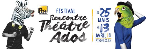 Festival Rencontre Théâtre Ados
