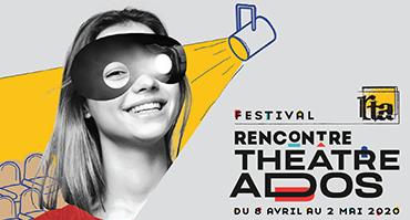 Programmation 2020 Rencontre Théâtre Ados