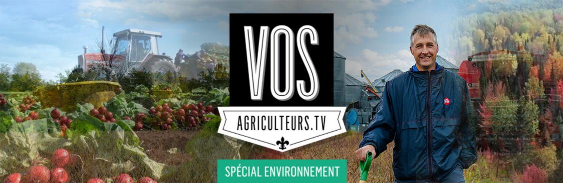 VosAgriculteurs.tv – Spécial environnement