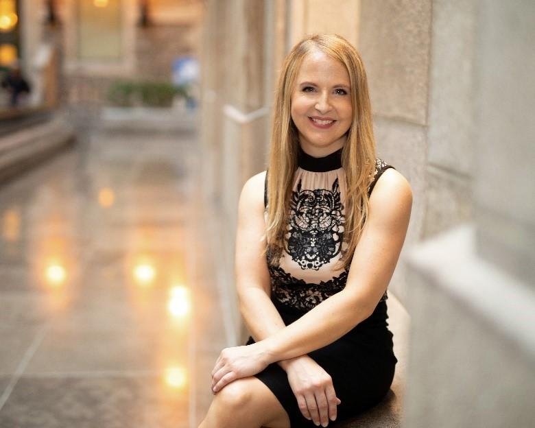 Mélissa Chouinard, présidente et fondatrice de l'Agence Inova