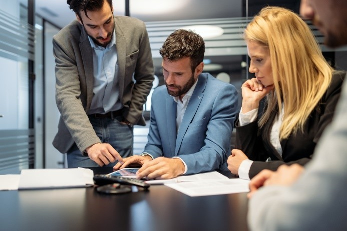 Formation à temps plein en finance et comptabilité informatisée