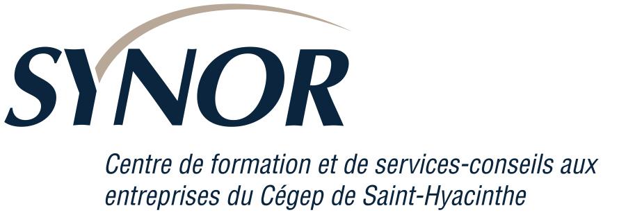 CENTRE DE FORMATION SYNOR 450 771-9260