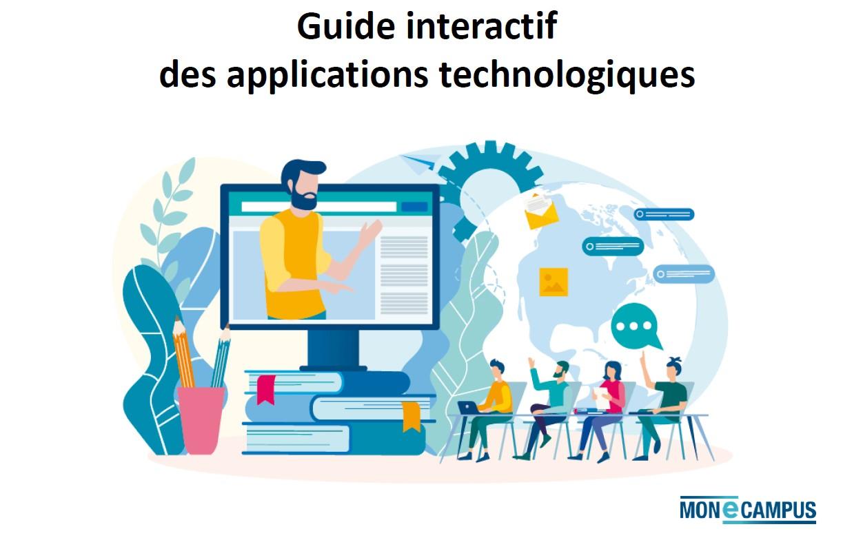 Guide interactif des applications technologiques