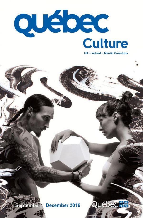 Cultural brochure: Québec entertainment in August
