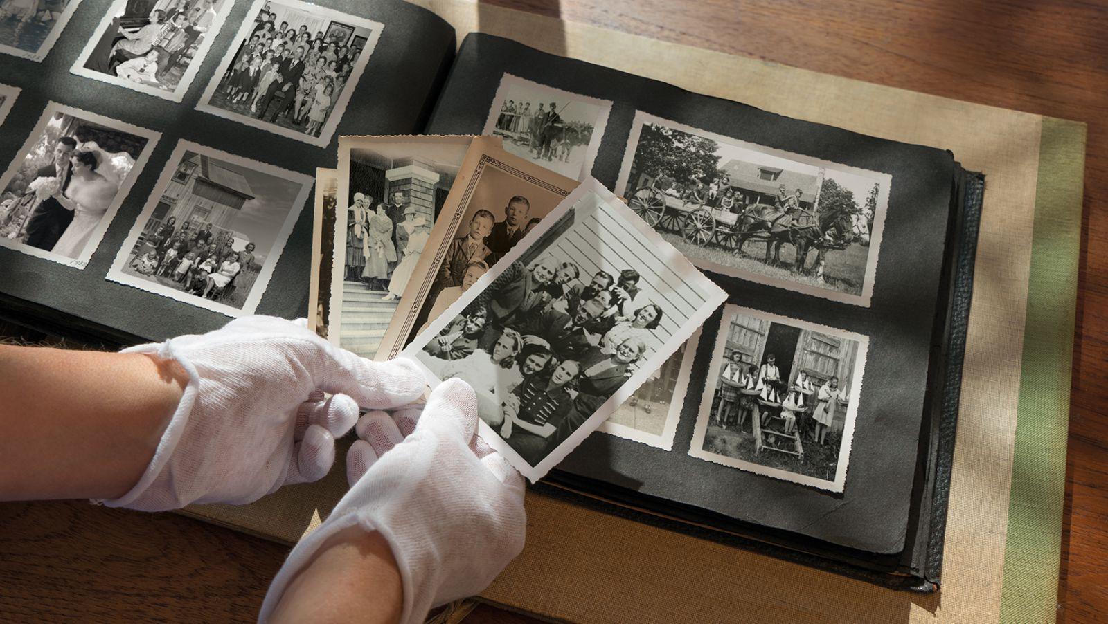 Fonds d'archives de BAnQ. Photo : Jean Corbeil.