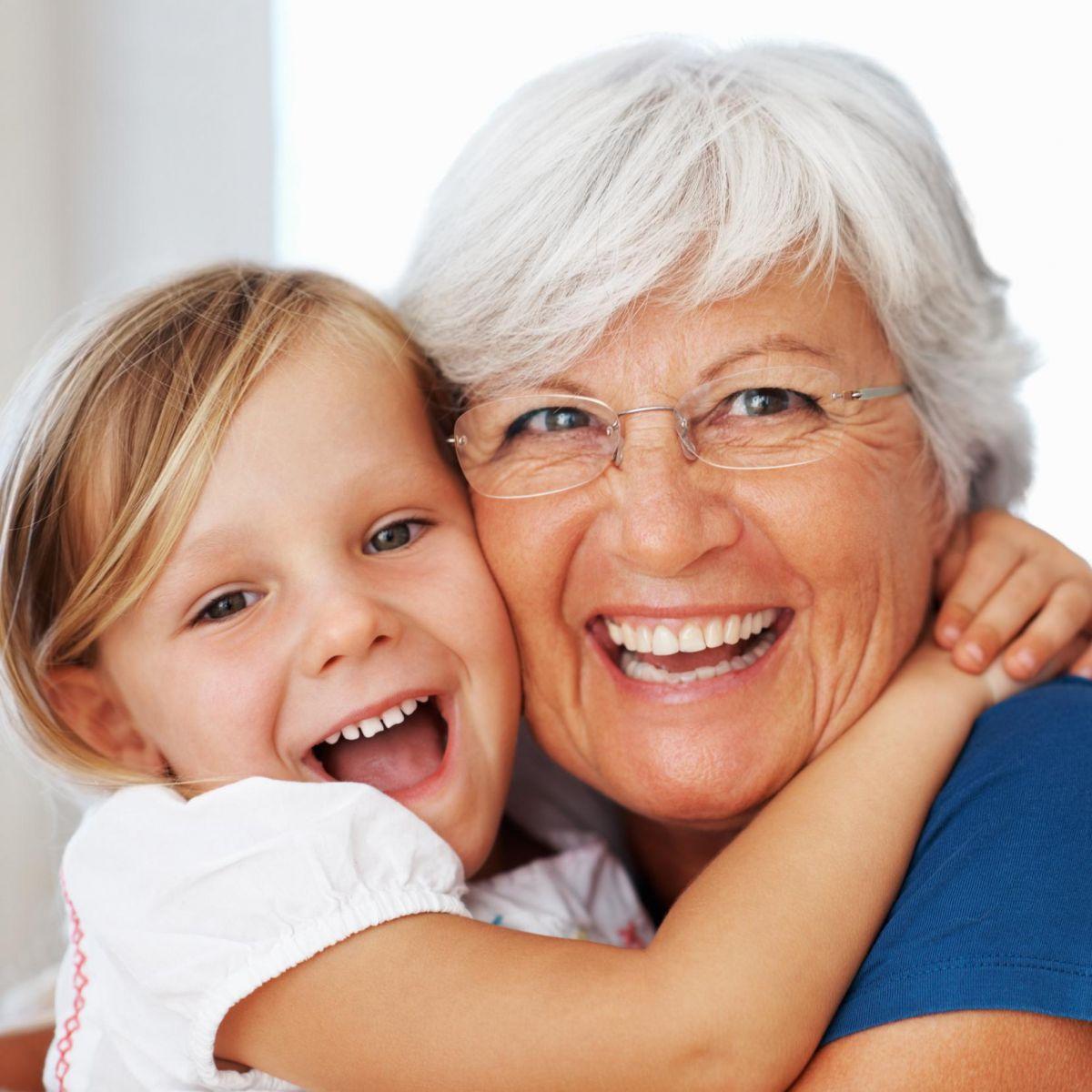 Des petits-enfants... jusqu'aux grands-parents